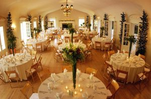 Memorial House Main Hall Holiday ~ Photo by Culinary Crafts