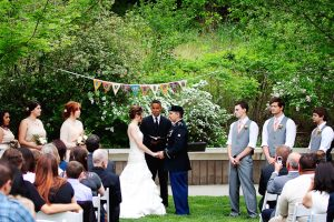 Outdoor Ceremony by Abbey Kyhl
