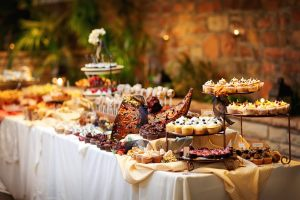 buffet by Abbey Kyhl