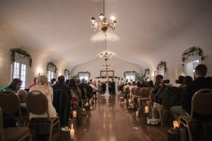 Ceremony main hall by Duston Todd