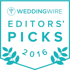 weddingwire editors picks